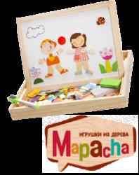 Магнитные наборы игрушек
