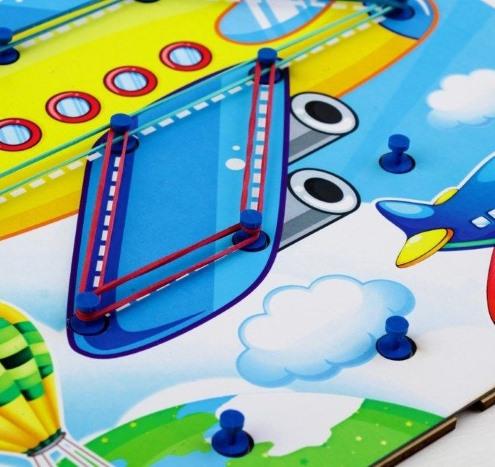 геоборд воздушный транспорт