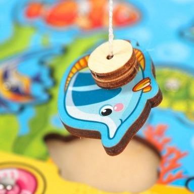 """Магнитная рыбалка """"Аквариум"""" детская игрушка"""
