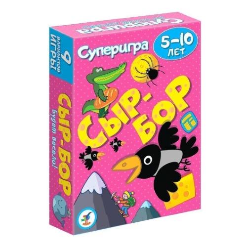 Карточные игры Сыр-Бор / 100 карточек