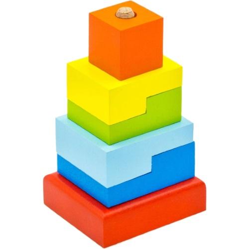 Alatoys / Пирамидка «ступеньки»