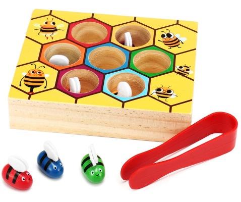 Пчёлки в сотах игрушка