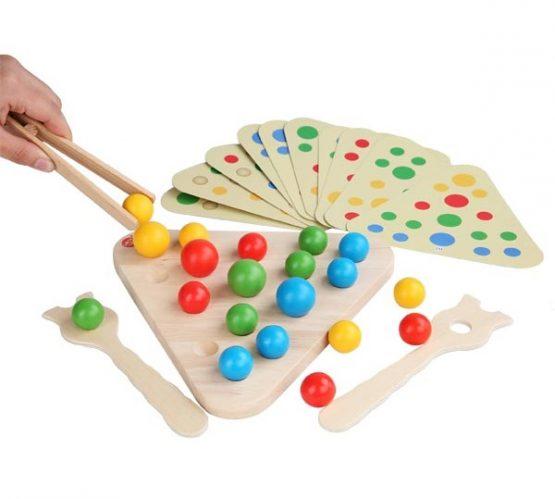 Магический треугольник развивающая игрушка