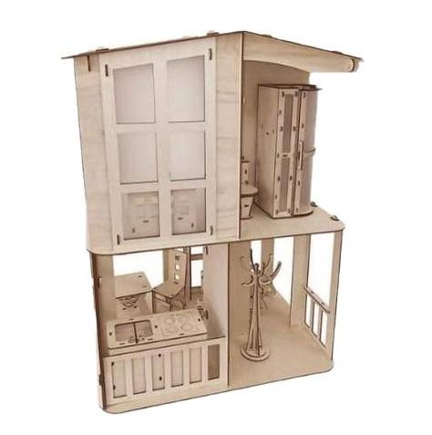кукольный домик Фантазия