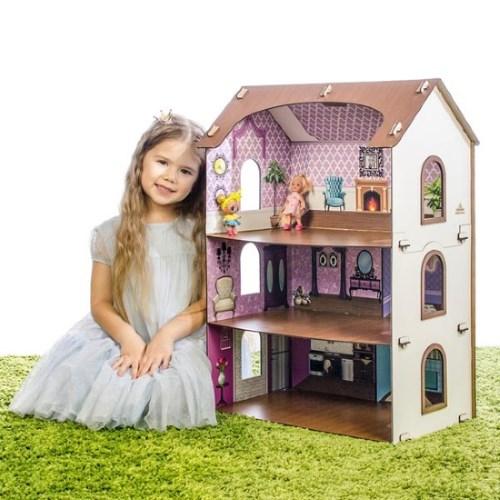 кукольный домик Мария теремок