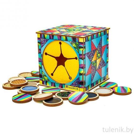 Тактильный куб — Парочки